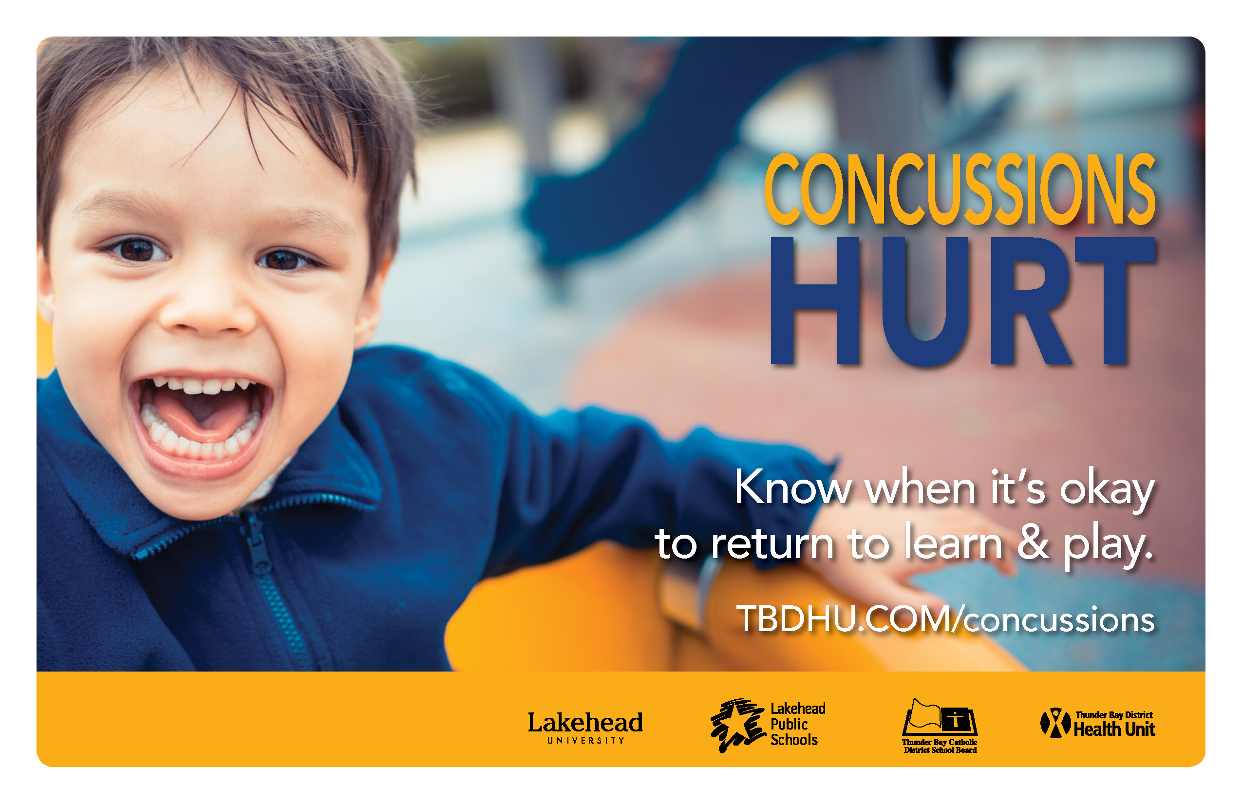 Concussions Thunder Bay District Health Unit