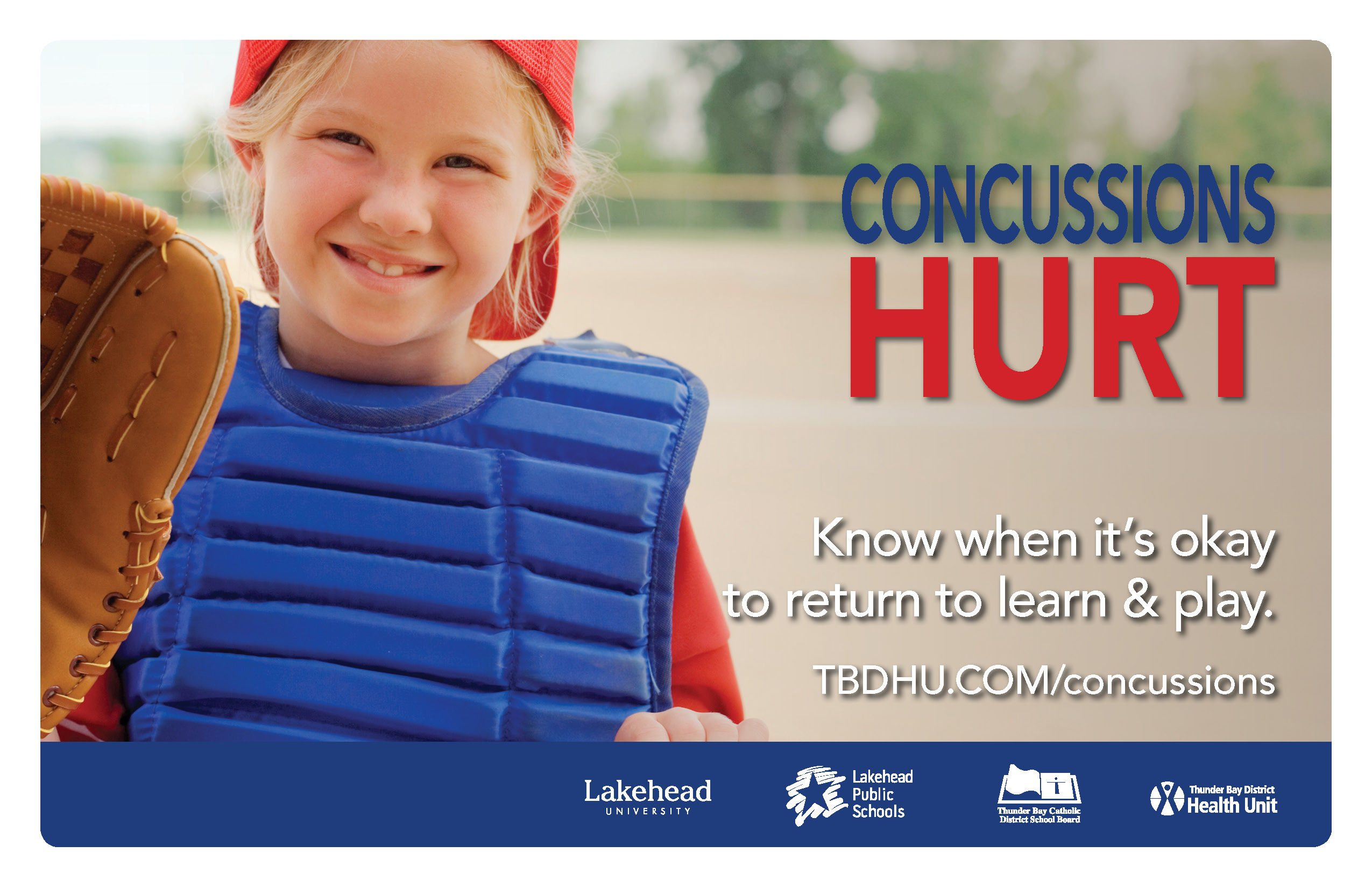 Concussions Hurt - young girl, batcatcher