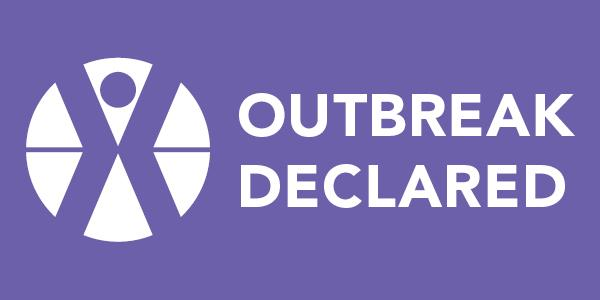 Outbreak Decalred