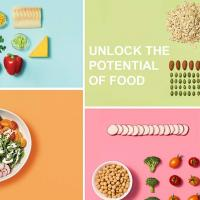 Unlock the Potential of Food Title Page