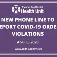 enforcement phone line launched to report covid-19 order violations