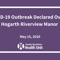 COVID-19 Outbreak Declared Over at Hogarth Riverview Manor