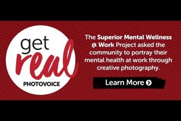 Embedded thumbnail for Get Real Photovoice: Mental Health at Work Matters